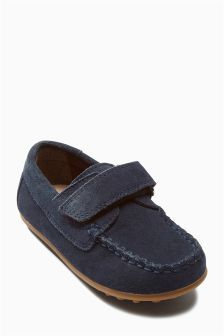 Driver Shoes (Younger Boys) (102345) | £22 - £26