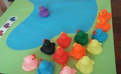 Leuke activiteiten bij ons thema boerderij, een wandeling naar de kinderboerderij, een zelfgemaakt spel en een gezellige themahoek