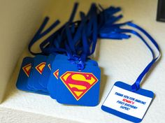 Hey, I found this really awesome Etsy listing at http://www.etsy.com/listing/150735502/custom-superman-gift-tags