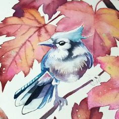 Acrylic paintings 513903007483059004 - Animal Watercolor Painting Tutorial Animal Source by xianenn Watercolor Paintings For Beginners, Art Watercolor, Watercolor Animals, Watercolor Illustration, Watercolor Hummingbird, Watercolor Feather, Watercolor Pictures, Watercolor Tattoos, Easy Canvas Art