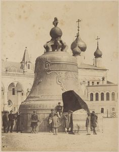1800s Moscow