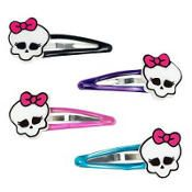 Monster High Barrettes 4ct