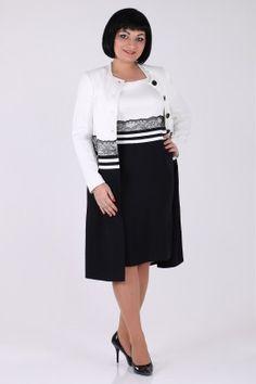 ЭЛЬЗА 1590 Платье+тренч Dresses For Work, Fashion, Moda, Fashion Styles, Fasion