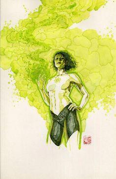 Green Lantern Jade   500px-Jade_Rebirth.jpg