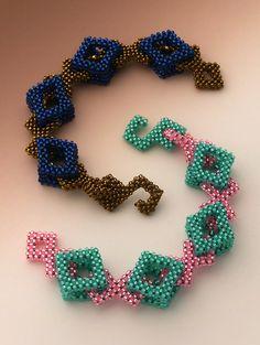 Bead art by Huib Petersen