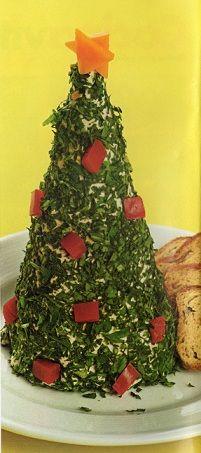 pino de queso crema