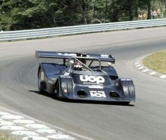Jackie Oliver Shadow DN2 1974 Can Am @ The Glen @ Chute