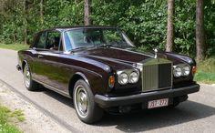 Rolls Royce Silver Shadow Corniche Coupé MPW 1977. V8 6500cc
