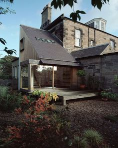 boswall road edinburgh exterior SHS BURRIDGE ARCHITECTS