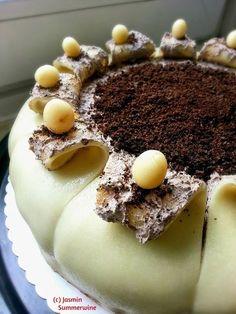 vegan wonderlicious: Oreo-Marzipan Torte