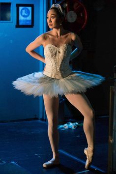 thedailyballet: Natasha Kusen, before Swan Lake. Photo by Lynette Wills. Ballet Tutu, Ballet Dancers, Ballerinas, Ballet Costumes, Dance Costumes, Ballet Images, Australian Ballet, Dance Movement, Dance Recital