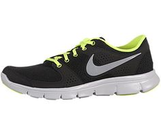 Nike Flex Experience RN Black Mens Running Shoes « Shoe Adds for your Closet