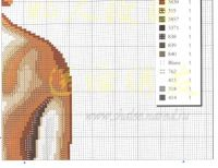 Nude 7 of 9 Cross Stitch Flowers, Cross Stitch Patterns, Cross Stitch Boards, Pixel Art, Arts And Crafts, Embroidery, Perler Beads, Gallery, People