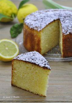 Real Food Recipes, Cake Recipes, Dessert Recipes, Cooking Recipes, Torte Cake, Cake & Co, Limoncello, Cake Cookies, Cupcake Cakes