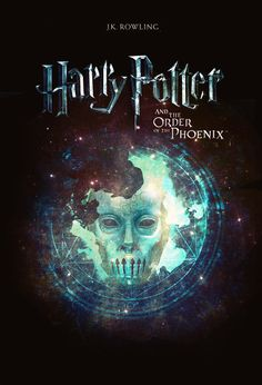 Harry Potter and the Order of the Phoenix Harry Potter Poster, Harry Potter Books, Harry Potter Love, Harry Potter Universal, Harry Potter Fandom, Harry Potter World, Fantasia Harry Potter, Magia Harry Potter, Mundo Harry Potter