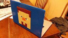 Minecraft MacBook Case from BrikBook.com minecraft, nintendo, gaming, pc gamer, games, retro, macbook, macbook case, pixel, pixel art, 8bit Shop more designs at http://www.brikbook.com #minecraft #nintendo #gaming #pcgamer #games #retro #macbook #macbookcase #pixel #pixelart #8bit