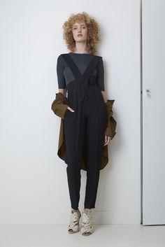 Véronique Leroy Resort 2016 Fashion Show