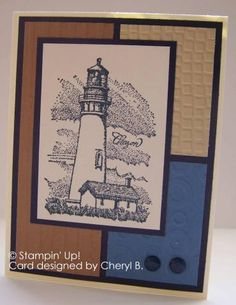card for benefit/Coast to Coast by Ladybugb919 - Cards and Paper Crafts at Splitcoaststampers