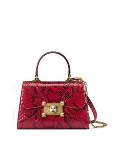 Iside+Small+Python+Top-Handle+Bag+by+Gucci+at+Neiman+Marcus.