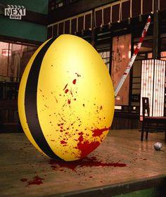 Kill Bill egg