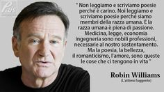 Robin Williams L' attimo fuggente