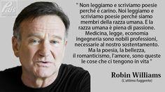 Robin Williams L' attimo fuggente