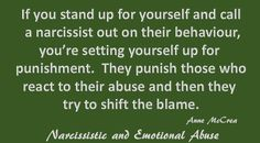 Narcissistic and emotional abuse- a lesson too late learned. No contact is the only way.