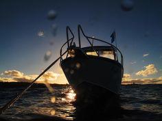 Shambles the Dive Boat. RMIT Diveclub's Eden trip April 2010. Canon G10