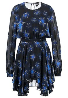 Just Cavalli Korte jurk - black - Zalando.nl