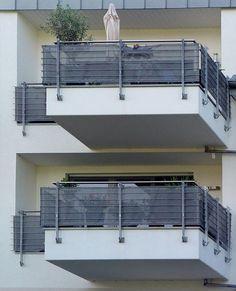 Zeitlos und passend: Balkon-Schichtschutz nach Maß