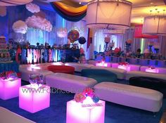 #DecorLighting #Uplighting | Follow #Professionalimage ~ #Gobo #DecorLighting #Uplighting - FABRICO EVENTS, LLC