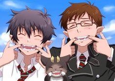 Rin, Kuro, & Yukio