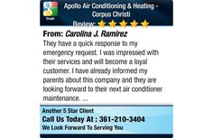 They have a quick response to my emergency request. I was impressed with their services...
