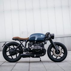 Roa#16 BMW R80 by Roa Motorcycles Madrid
