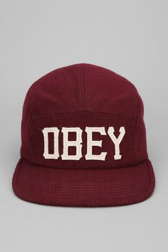 OBEY Stadium 5-Panel Hat #urbanoutfitters
