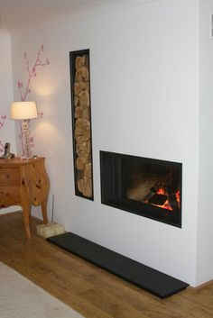 Stuv installation wood burning stove installation from Kernow Fires. , Stuv installation wood burning stove installation from Kernow Fires. Inset Fireplace, Log Burner Fireplace, Wood Burning Fireplace Inserts, Home Fireplace, Wood Burner, Modern Fireplace, Fireplace Design, Fireplaces, Modern Log Burners