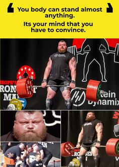 Your body can stand almost anything. Its your mind that you have to convince. - Let me motivate you campaign. - Pin this if you liked. Exercise Motivation, Fitness Motivation Quotes, Training Tips, Strength Training, Workout Guide, Nutrition Tips, Motivate Yourself, Moving Forward, No Equipment Workout