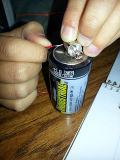 Create a closed circuit = engaging science activity!