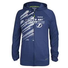 Tampa Bay Lightning Men's Fashion Jacket