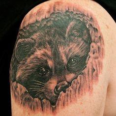 Ink Master Season 2 - by Sebastian New Tattoos, Cool Tattoos, Tatoos, Awesome Tattoos, Thigh Garter Tattoo, Rat Tattoo, Tattoo Ink, Ink Master Tattoos, Tattoo Nightmares