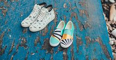 Bucketfeet is a footwear company that collaborates with a global community of artists to design limited-edition shoes with the goal of sparking meaningful conversations to create a brighter world.