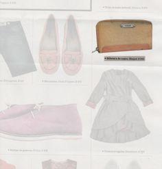 Moda y Belleza - Noviembre  Billetera de cuero con cierre