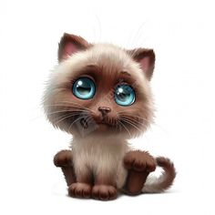 Buy rylybons funny body car sticker animal cartoon Lovely Cat widow car stickers and decals car-styling accessories for Kia Cartoon Drawings Of Animals, Cute Animal Drawings, 3d Cartoon, I Love Cats, Cute Cats, Cute Animal Videos, Warrior Cats, Cute Creatures, Cat Drawing