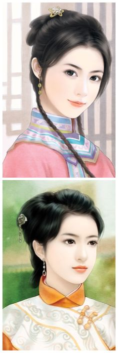 chinese art & Illustration