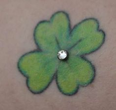 Jeweled Body Implants are Non-Shocking Body Mods #tattoos
