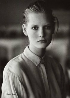 Vogue IT - Supermodels... and they lived happily ever after - Jul 2007. Photos PETER LINDBERGH