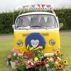 Sunnys been at a wedding this weekend at the Wirral 💑🍾 #starcamperslancashire #starcampers #weddings #campervanhire #vw #weddingcampervan #lancashire #clitheroe #waddington #love #marriage
