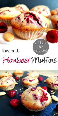 low carb Himbeermuffins backen  #abnehmen #lowcarb #lchf #keto #Rezept #Rezepte #deutsch #lowcarbrezepte #food #foodblog #foodblogger #Ernährung #healthyfood #schlankmitverstand   schlankmitverstand