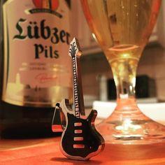 New photo online Auf das Wochenende erstmal ein Lübzer Pils  #wochenende #bier #beer Hope you like it