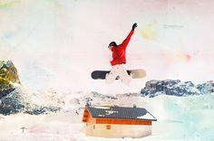 Mi viaje a la vida: Día 228 - Mi personaje 'feliz con la nieve' - Dimensión del comportamiento físico P1 - #TeamLife #CaminoHaciaLaVida